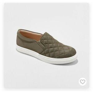 A New Day Reese Quilted Womens Size 8.5 Sneakers